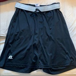 NWOT russel athletic shorts